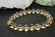 Citrine Quartz Bracelet Natural Stones Crystal Success Abundance Prosperity