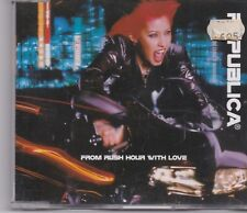 Republica-From Rush Hour With Love cd maxi single