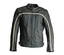 Motorrad-Jacken aus Leder für Frauen Größe 52