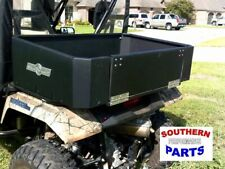 STRONG MADE ALUMINUM CARGO BOX WITH TAIL GATE HONDA PIONEER 500 2016-2019