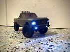 Axial SCX24 LED Headlights Taillights Fog Lights Chevy C10 Jeep 1/24 Scale