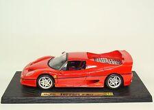 Ferrari f50 f 50 1995-rojo Red-maisto Special Edition 50263 1:18