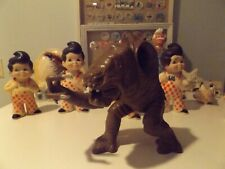 Rancor Monster Beast vintage Star Wars 1983 Rotj Jabba Palace Figure Kenner