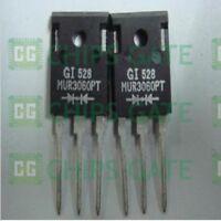 5PCS MUR3060PT MUR3060 15A, 400V - 600V Ultrafast Dual Diodes