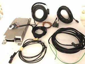 BMW OEM GENUINE Combox BLUETOOTH Audio Apple SET E60 E90 E70 3 5 X5 X6 Series