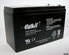 CASIL 12V 7AH CA1270 UPS Battery for Home Security Alarm System Battery Sealed