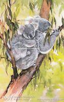 281700 / Block Australien Fauna Koala Bär Vignette