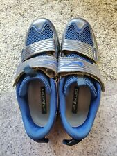 Nike Road TRI Cycling Shoes Size 44.5(EU) 10.5(US) with Look style cleats Carbon