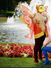 WINX CLUB STELLA BLOOMIX COSPLAY