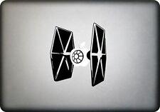 Tie Fighter Macbook Vinilo Decal Sticker se adapta a todos los tamaños