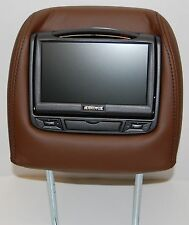 NEW 2013 Ford F250 F350 Dual DVD Headrest Video Players King Ranch or Platinum