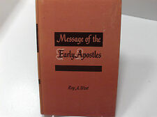 Messages of the EARLY APOSTLES Inspiring Messages of Faith & Hope LDS Mormon