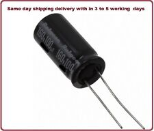 Rubycon BXA 160 V 100UF105C electrolytic capacitor  10PCS