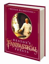 Heston's Fantastical Feasts,Heston Blumenthal