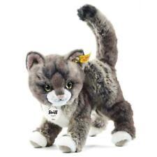 Steiff 099335 Kitty The Grey Cat 25cm
