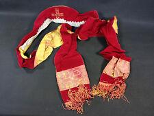 Ancienne écharpe de messe cérémonie religieuse curé vintage costume théatre