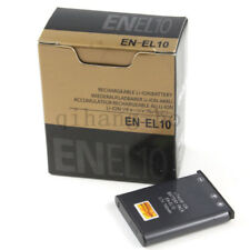 EN-EL10 Battery For Nikon COOLPIX S200 S210 S220 S3000 S4000 S500 510 S5100 S520