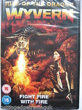 Wyvern: The Rise of the Dragon (DVD, 2008) NEW SEALED PAL Region2