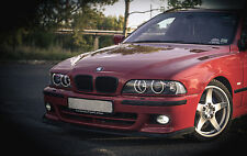 Tuning SET BMW e39 Front BUMPER M5 M look with foglights sport package sport fog