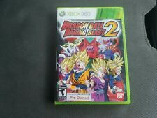 Dragon Ball: Raging Blast 2 (Microsoft Xbox 360, 2010) - Free Shipping