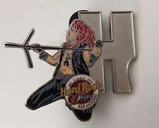 Hard Rock Cafe H Musician San Antonio Texas 30 Years Pin