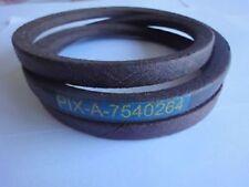 MTD Lawnflite 7540264 501 504 505 506 507 527 Hoja de PIX Cinturón-hecho con Kevlar
