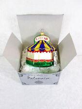 Kurt S. Adler Polonaise Circus Tent Gp 687 New In Box