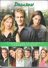 COFFRET DIGIPACK 6 DVD ZONE 2--DAWSON--INTEGRALE SAISON 5