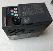 Mitsubishi FR-E720-050-NA 200-240 VAC 5 Amp 3 Phase Inverter VFD Drive E700