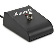 More details for marshall pedl00001 single universal foot switch with status led (ex-display)