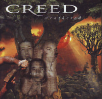 Creed - Weathered (Post-Grunge) CD 2001 Wind-Up VG