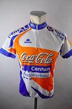Hunter NBO Team Cola Werbung Bike cycling jersey maglia Rad Trikot Gr. M  F-06