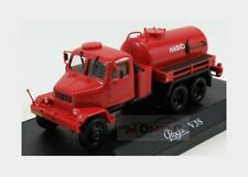 Praga V3S Tanker Truck Fekalni Vuz Hasici Fire Brigade 1967 ABREX 1:43 143T-005B
