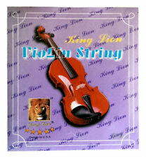 Brand New KING LION Violin String Set (All Sizes)