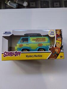 MYSTERY MACHINE - Scooby Doo - Jada 1:32 Diecast
