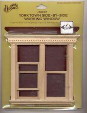 Window - Yorktown Double Working  Dollhouse miniature 5037 1/12 scale Houseworks