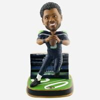 RUSSELL WILSON NFL SEATTLE SEAHAWKS GAME DAY STADIUM BOBBLEHEAD