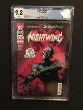 Nightwing #70 CGC 9.8