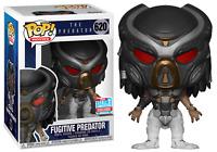 The Predator 2018- Fugitive Predator Pop! Vinyl Figure 2018 NYCC DAMAGED BOX
