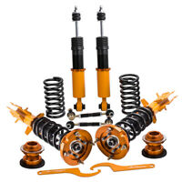 Assembly Coilovers Kits for Ford Mustang 2005-2014 Adj. Height & Mounts