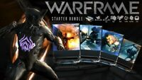 Warframe Xbox One Starter Bundle DLC Code