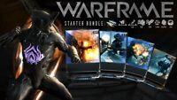 Warframe Xbox One Starter Bundle DLC Code