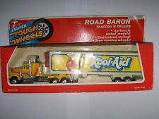 CAMION Semi Remorque KIDCO SUPER TOUGH WHEELS Item 17100 ROAD BARON au 1/50