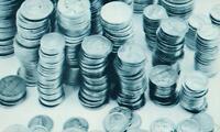 VINTAGE Fidelity Life Association Fulton Illinois ADVERTISING COINS POSTCARD
