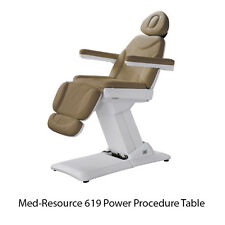 Med Resource 619 Power Procedure Table