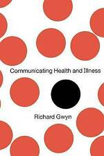 Communicating Health and Illness-ExLibrary