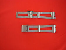 SWATCH  x IRONY MEDIUM TWIN FALLS - YLS1010M - 2000 - NEW strap band