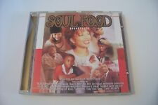 SOUL FOOD SOUNDTRACK CD 1997 (Outkast Jay-Z Puff Daddy Boyz II Men)