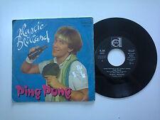 """Plastic Bertrand / Ping Pong –Disco Vinile 45 Giri 7"""" Stampa Italia 1982"""