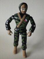 Figurine vintage LANARD toys génération Gi joe 1990 NINJA v2